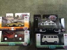 M2 Machines,New! Lot Of 4 Fords!