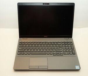 """Dell Latitude 5500 15.6"""" FHD i5-8365U 16GB 256GB SSD W10P READ!"""