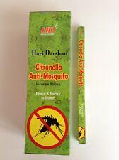 Wholesale Hari Darshan Ethical Incense 200 Stick Box Citronella Fragrance