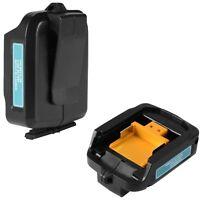 USB Power Charger Adapter Converter fr MAKITA ADP05 14-18V Li-ion Battery BL1845