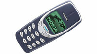 NEW CONDITION Nokia 3310 - Blue (Unlocked) Mobile Phone