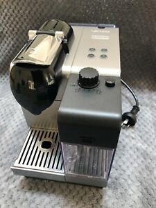 Nespresso Dehlongi Lattissima+ Automatic Pod Coffee Machine with Milk Frother