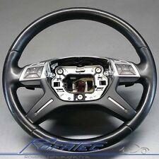 ►1x Lederlenkrad◄ Mercedes Benz DSG/Schaltwippen A2464602303 Guter Zustand!