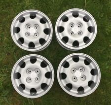 "Refurbished Original Peugeot 205 GTI 1.9 Speedline 15"" Alloy wheels 309 106"