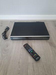 Panasonic DMR-BS750 Blu-Ray DVD Recorder 250GB HDD ** Won't read Blu ray Discs *