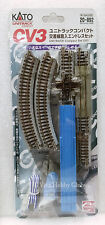Kato 20892 N Gauge Unitrack CV-3 Compact Set with Crossing. New