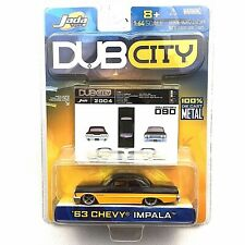 1963 Chevy Dub City 1:64 Scale Die Cast Metal Jada Free Shipping