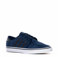 ADIDAS SEELEY ATHLETIC TRAINER SPORTS LOW SNEAKERS MEN SHOES NAVY SIZE 8.5 NEW