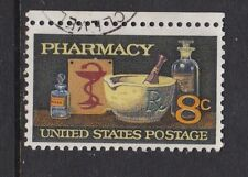 USA 1972 Pharmacy USED 8c CDS Cleveland