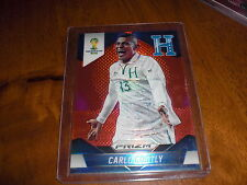 2014 Panini PRIZM FIFA World Cup CARLO COSTLY Red Refractor Insert #/149 HONDURA