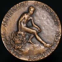 1931-32 | Aldershot Command Athletic Association 'Runners Up' Medal | KM Coins