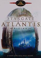 Stargate Atlantis:   - Rising  (DVD) Pilot Episode  BRAND NEW