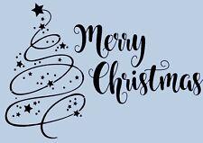 Frohe Weihnachten Schablone.Schablone Weihnachten In Bastel Schablonen Gunstig Kaufen Ebay