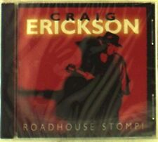Craig Erickson - Roadhouse Stomp! [CD]