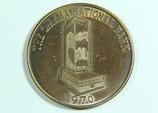 Omaha National Bank Advertising Medal 1970