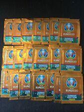 PANINI 20 POCHETTES PACKETS EURO 2020 TOURNAMENT EDITION VERSION SEALED NEW