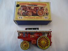 Matchbox Model Of Yesteryear Y9 1924 Fowler Big Lion Showman's Engine Issue 14