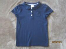 Euc Gymboree Girls Lot of (2) School Uniform Polo Shirts Size 12 Navy