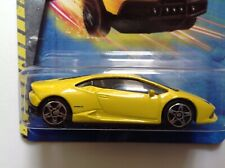 LAMBORGHINI HURACAN LP 610-4 Yellow 1/64 Diecast MIBP new Fresh Metal Maisto