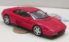 Herpa : Ferrari 348 tb,  rot,  1:43