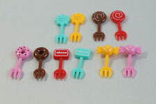 """Food Picks for Bento Lunch box """"Candies"""" 10 pieces"""