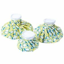 Ice Packs - 3-Pack Reusable Ice Bags Cold Relief Packs for Pain, Sports Injuries