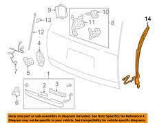 GM OEM Liftgate Tail Tailgate Trunk-Sensor 22840998