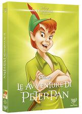 LE AVVENTURE DI PETER PAN RARO DVD DISNEY REPACK 2015 FUORI CATALOGO- SIGILLATO