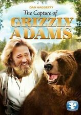 Dan Haggerty The Capture of Grizzly Adams (2013) R1 DVD