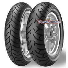 COPPIA PNEUMATICI METZELER FEELFREE 130/70R12 + 130/70R12