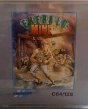 Emerald Mine (Boulder Dash) (Kingsoft) C 64 (Disk) (Game, Box, Manual)