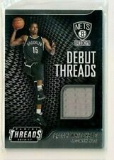 ISAIAH WHITEHEAD - 2016-17 THREADS - DEBUT THREADS - PATCH - ROOKIE CARD
