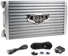 Boss Armor AR3000D 3000 Watt Mono Car Audio Class D Amplifier Amp + Bass Remote