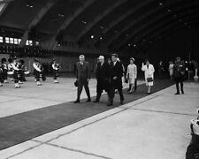 President John F. Kennedy and Jacqueline depart Ottawa Canada New 8x10 Photo