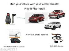 Plug-N-Play Remote Starter for Select RSR Chrysler Dodge Jeep - DB3 - THCHD2