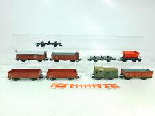 Bt612-1 #9x Märklin H0/AC Freight Wagon DB: 311/1+310/1 +4614 etc. ,