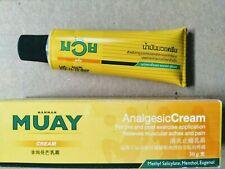 NammanMuay Cream Analgesic Pain Relief, Ache MassageThai Warm body&relax muscles