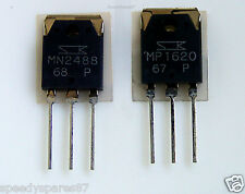 1 pair (2 pieces) Genuine Sony Power Transistors MN2488 MP1620