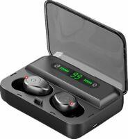 Bluetooth 5.0 Headset TWS Wireless Earphones Mini Earbuds Stereo Headphone 2020