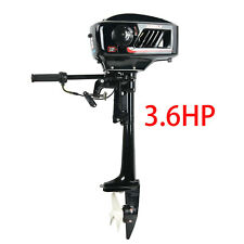 3.5/3.6/4 HP OUTBOARD MOTOR 2/4 STROKE BOAT ENGING WITH AIR/WATER COOLING SYSTE