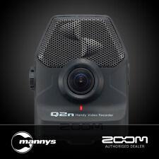 Zoom Q2n HD Handy Video Recorder - Black