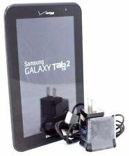 Samsung Galaxy Tab 2 SCH-I705 8GB, Wi-Fi + 4G (Verizon), 7in - Black 05-7E