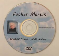 Father Martin Spiritual Aspects DVD ALCOHOLICS ANONYMOUS FREE SHIPPING RARE