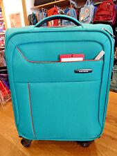 Travelite Reise Koffer Weichschale Bordtrolley Solaris aqua NEU