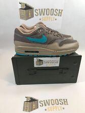 Nike Air Max 1 PRM Premium Ridgerock/Khaki 875844-200 Mens Sz 9.5 Sale New