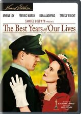 The Best Years Of Our Lives New Sealed Dvd