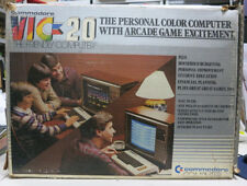 Commodore VIC-20 Computer with 8k Ram Expander - Cartridges - Tape Drive -TESTED