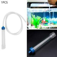 Aquarium Fish Tank Gravel Cleaner Syphon Vacuum Water Changer Best Siphon Z9V6