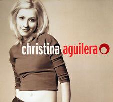 Christina Aguilera 1999 Self Titled Promo Poster Original