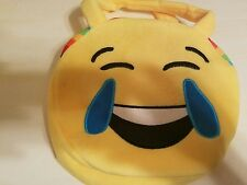 Emoji Smiling with Tears Rainbow Yellow Expression Bag Purse New with tags